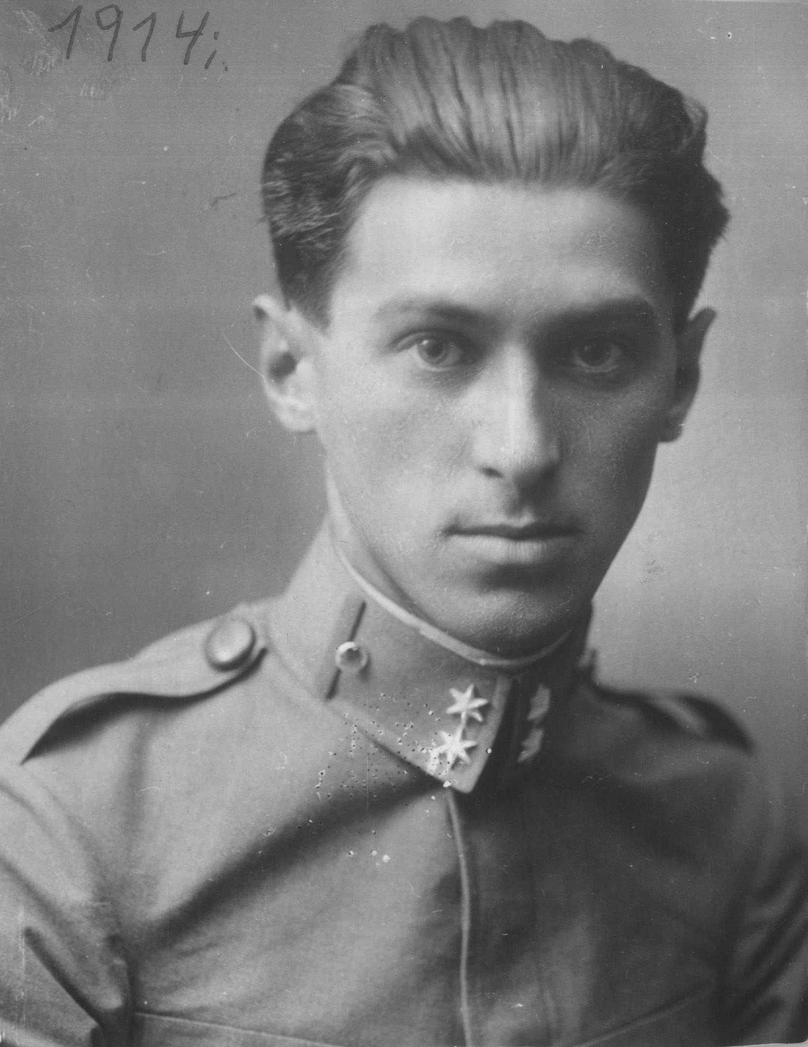 Miloš Crnjanski srpski književnik